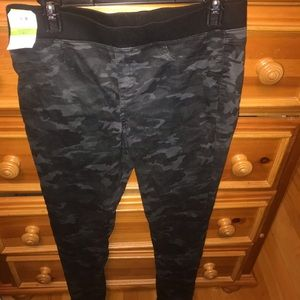 No Boundaries Camo Jeggings